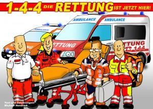 Titelbild Rettungsbilderbuch