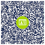 QRCode Michael Hendrich Polizeicartoon