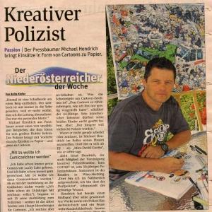 """""""Niederösterreicher der Woche"""""""
