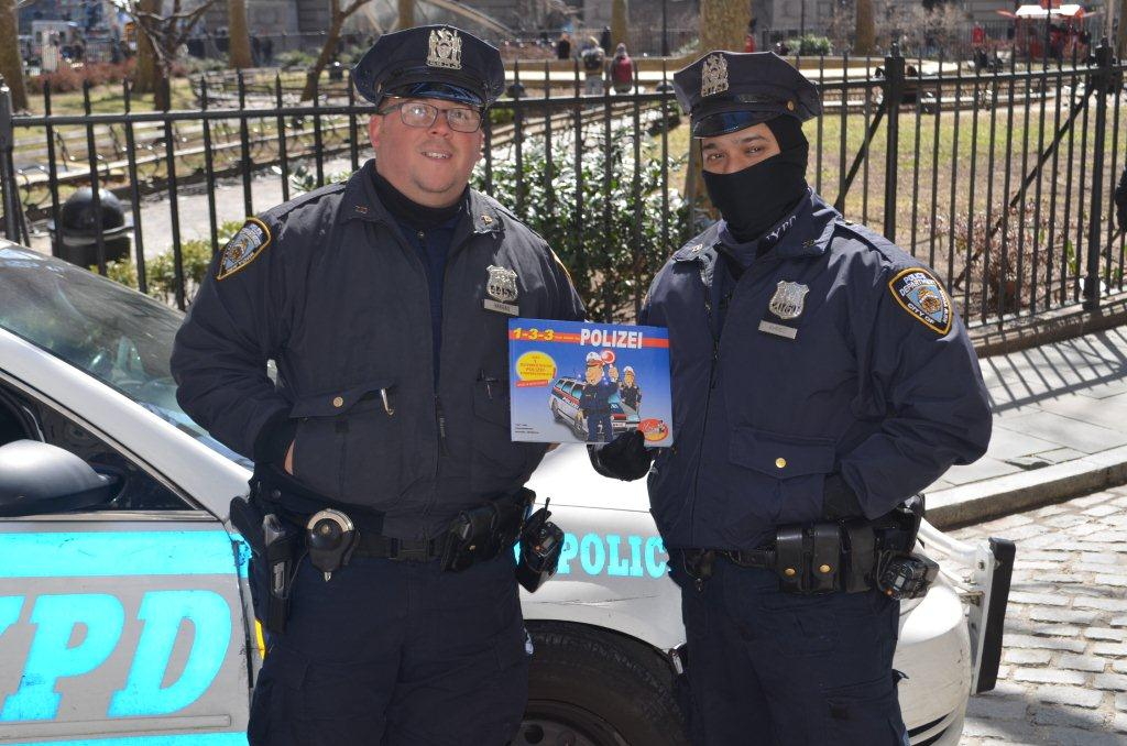 Polizeibilderbuch New York 2014