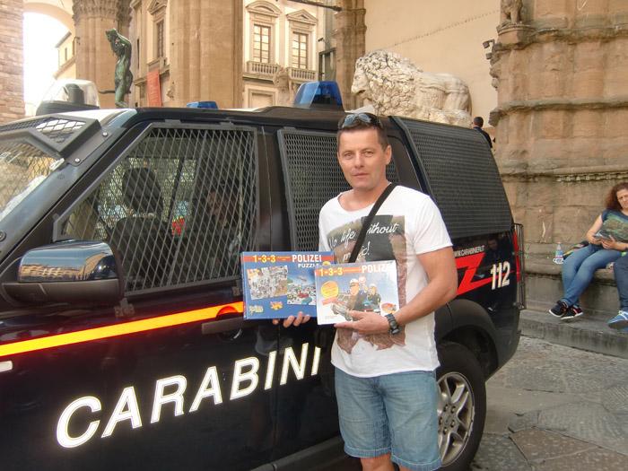 Florenz 2014 Carabinieri