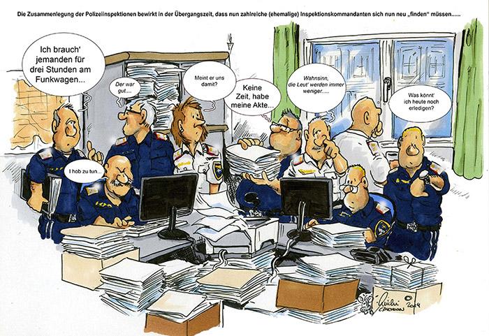 Inspektionszusammenlegungen