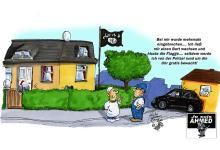 Kostenlose Polizeibewachung möglich?