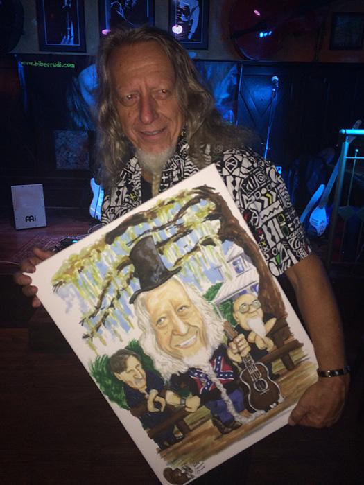 Rudi Biber Konzert 2015
